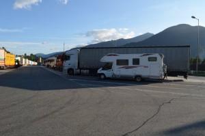 Pronájem karavanu - Galerie